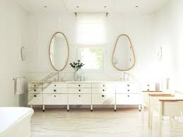 shattered mirror bathroom floor 8 outdated bathroom trends to stay away from in
