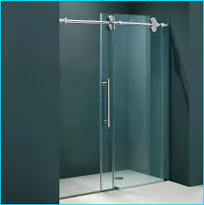 contemporary custom frameless shower doors sliding shower doors sliding shower doors trends design home custom glass