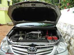 How To: Drain water in Fuel Filter - Toyota Innova Diesel - Team-BHP
