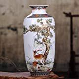 Blue and White Ceramic vase Jingdezhen Ceramic ... - Amazon.com