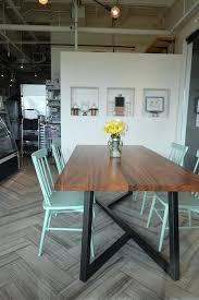 metal base dining table 60 round