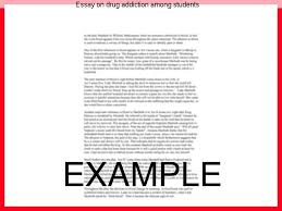 essay on drug addiction among students essay academic writing service essay on drug addiction among students this essay on the causes of drug abuse