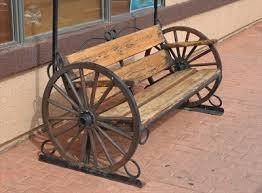 Wagon Wheel Benches On Sale | Wagon Wheel Bench ~ Valle, Arizona - Wagon  Wheels