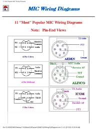 royce 5 pin mic wiring wiring diagram sample