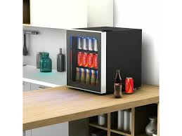 60 can beverage refrigerator beer wine