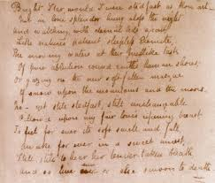 the life of john keats facts information biography bright star manuscript