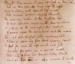 the life of john keats facts information biography bright star manuscript