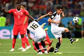 كأس العالم - تعادل سويسرا وكوستاريكا