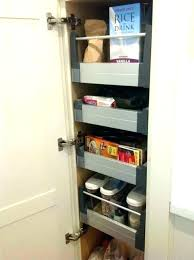 pull out shelves for pantry drawers sliding medium size of closet she