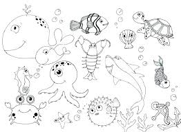 Waves Coloring Pages Ocean Coloring Pages Free Printable Ocean
