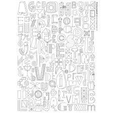 Xlkleurplaatnl Letters Kleurplaat