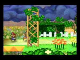 Flower Fields Paper Mario Lets Play Paper Mario Part 31 Flower Fields Part 3