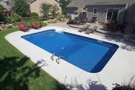 Rectangular Inground Pools Twin Cities MN