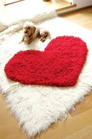 best home elegant heart shaped rug in from heart shaped rug
