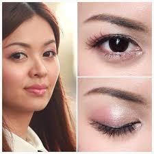make up anese big eyes make up look