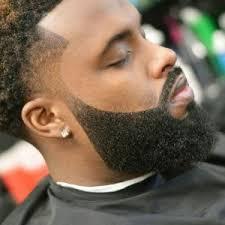 Beard Styles For Black Men Nice Mustache Pictures