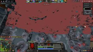 help i m trying to make dota 2 videos how do i remove fog of war