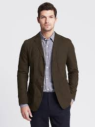 banana republic heritage military blazer