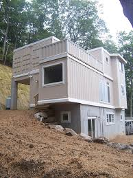 How To Build Storage Container Homes How To Build Storage Container Homes Cool Cant Even Tell That Its