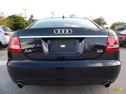 Brilliant Black 2005 Audi A6 4.2 quattro Sedan Exterior Photo ...
