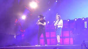 Malcolm Young, AC dC guitarist and