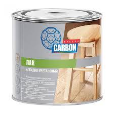 <b>Лак алкидно</b>-<b>уретановый</b> Carbon, полуматовый, 2 л - купите по ...