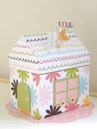 Decorating Boxes With Paper Paper House Gift Box ThriftyFun 53