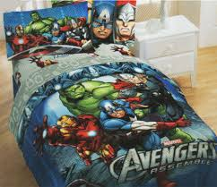 Marvel Bedroom Accessories Marvel Avengers Halo Twin Size Reversible Comforter Walmartcom