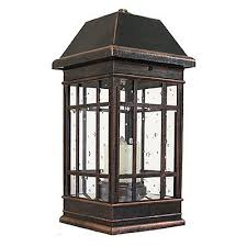 outdoor solar lantern hanging light led garden lamp yard patio pillar candle led