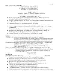 Dental Lab Technician Resumes Laboratory Technician Resume Summary Field Service Examples Of