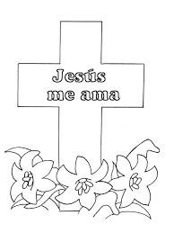 Semana Santa Devocional Chicos Sunday School Coloring Pages