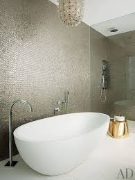 Best Mosaic Tile Bathrooms Ideas On Pinterest Subway Tile
