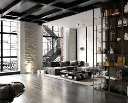 loft office design cool. Loft Home Office Design Ideas Black Iron Shelves Of Modern Applied On The Grey Floor It Also Has Cool E