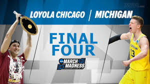 Image result for Loyola vs Michigan