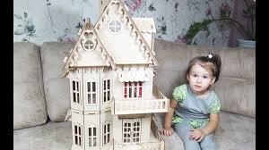 <b>КУКОЛЬНЫЙ ДОМ Большой</b> деревянный <b>кукольный дом</b> ...