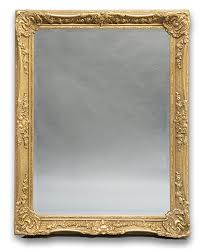 full mirror and frame design view portrait