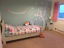 woodland bedroom decor creatures twin bedding crib girl room makeover pink turquoise perwinkle toddler forest decorating