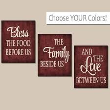 red kitchen wall art canvas or prints quote on eat drink love canvas wall art with kitchen wall art print set eat drink love rustic red arelisapril