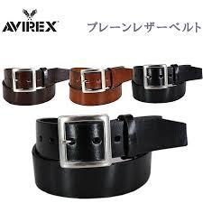 plain leather belt leather belts avirex avirex ax4091