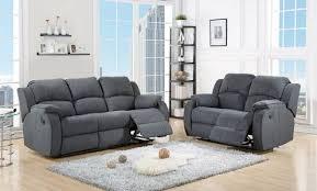 fabric recliner sofa. Cheap Coptshire Fabric Recliner 3 And 2 Sofa E