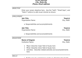 Generous What Do You Name Your Resume File Gallery Entry Level