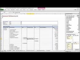 excel general ledger create powerful general ledger excel pivottables with live myob data