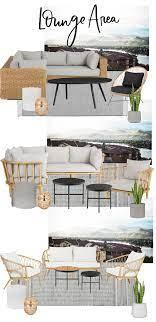 Picking Modern Outdoor Patio Furniture Lemon Thistle