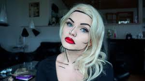 ic book makeup