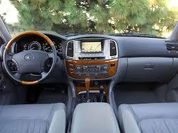 Lexus LX470 (2003) - picture 13 of 29 - 1024x768