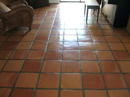 mexican tile floor enlarge picture a professional mexican saltillo tile cleaning los angeles terra cotta paver refinishing resealing mexican tile flooring