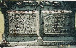 Ruth Fields West (1815-1869) - Find A Grave Memorial