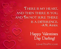 Special Quotes For Valentine Day