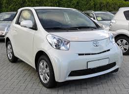 Toyota iQ - Wikipedia