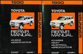 1990 toyota 4runner wiring diagram manual original related items